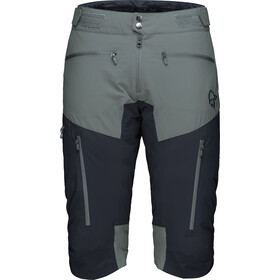 Norrøna Fjørå Flex1 Shorts Men, castor grey/caviar